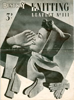 Forties fashion knitting patterns
