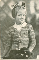 vintage childerns fair isle knitting patterns