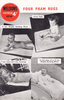 vintage baby covers and blankets 1940
