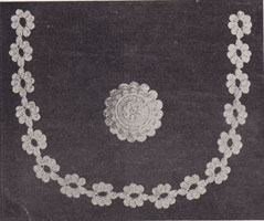 vintage ladies jewelery crochet patterns
