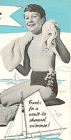 vintage swim trunks knitting pattern for boys