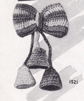 vintage christmas crochet patterns