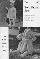 baby knitting patterns vintage patons