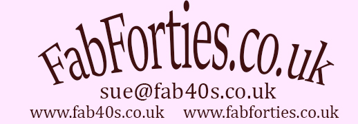 Hand Knitted Clothes available from Fab40s